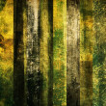 Art grunge bright stripes background — Stock Photo