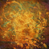 Art abstract colorfur watercolor paper background — Stock Photo
