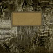 Konst vintage bakgrund med plats för text — Stockfoto