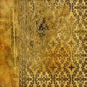 Art grunge vintage texture decorative background — Stock Photo