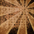 Art grunge vintage texture decorative background - Stock Photo