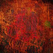 艺术 grunge 图案背景 — 图库照片