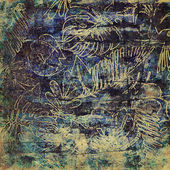 芸術の抽象的なグランジ紙の背景 — ストック写真