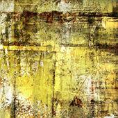 Fondo de arte abstracto grunge texturada — Foto de Stock