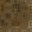Art vintage grunge background with damask  patterns - Stock Photo