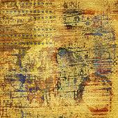 Umění abstraktní grunge papírové pozadí — Stock fotografie
