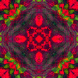 Art eastern national traditional pattern - Stockfoto