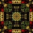 Art colorful ornamental vintage pattern — Foto de Stock