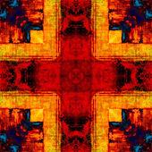 Art eastern ornamental traditional pattern — Stock Photo