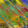 Art abstract rainbow lines background — Stockfoto