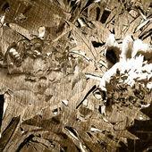 アート花ビンテージ カラフルな背景 — ストック写真