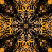 Art eastern ornamental traditional pattern — ストック写真