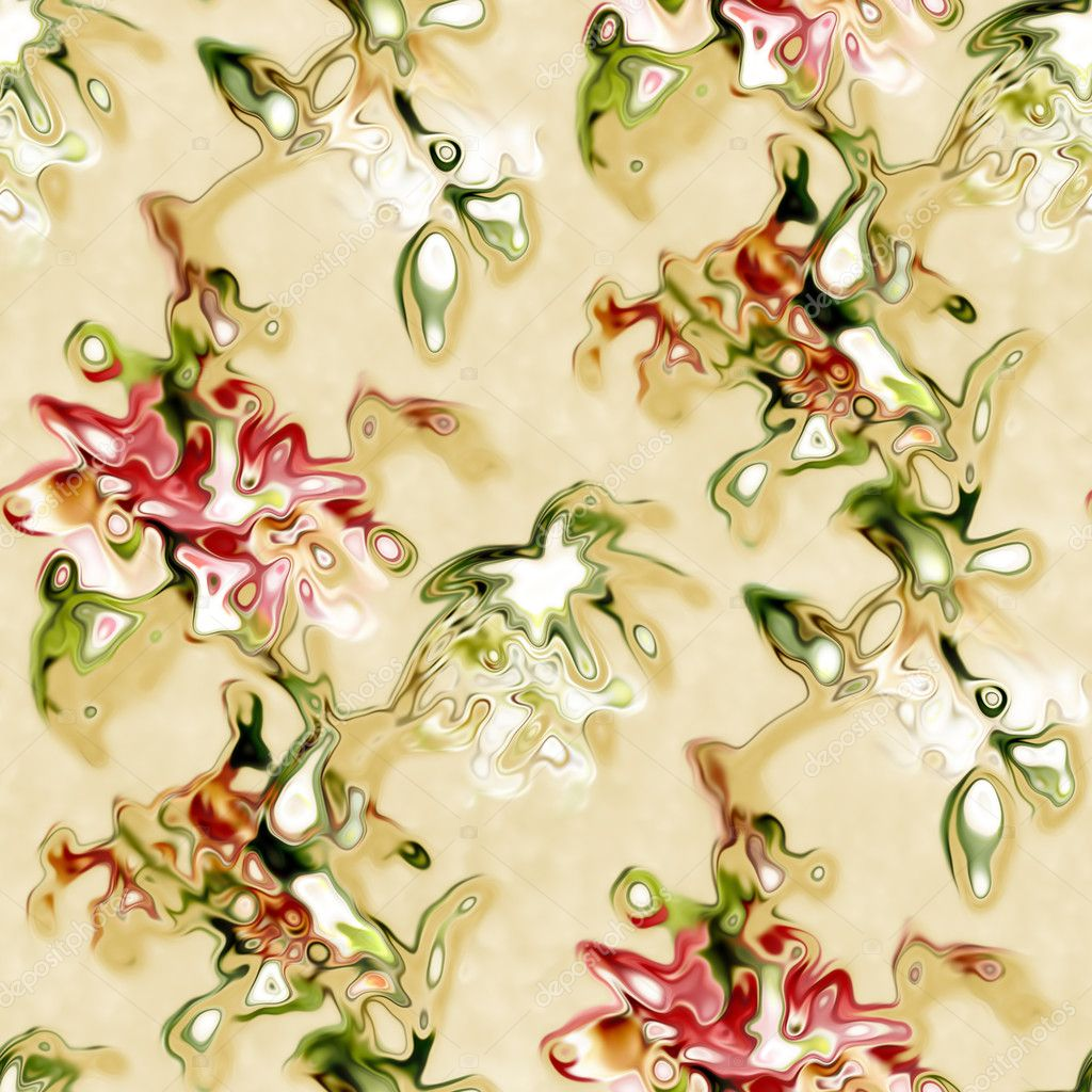 Art vintage floral pattern background  Stock Photo #11817278