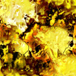 Art glass floral colorful background - Zdjęcie stockowe