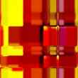 Stock Photo: Art glass geometric colorful background