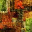 Art abstract grunge squares background — Stock Photo #11826850