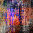 Art abstract colorfur vibrant  paper background — ストック写真