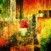 Art abstract grunge squares background — Stock Photo