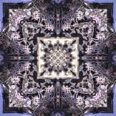 Konst östra dekorativa traditionella mönster — Stockfoto