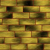 Decorative brick texture — Stock Photo