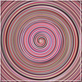 Spiral-patterned texture — Stock Photo