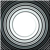 Textura de fondo sin costuras decorativas de espiral — Foto de Stock