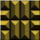 Decorative seamless texture — Stock Photo