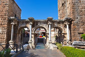 Old town Kaleici in Antalya Turkey — Stock Photo
