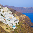 Santorini view (Oia), Greece — Stock Photo #10954488