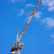 Tower crane — Stock Photo #11130684