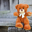 pluche teddy bear speelgoed — Stockfoto