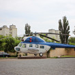 Helicopter MI-2 — Stock Photo
