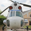 Helicopter MI-2 - Stock Photo