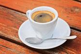 Coffee espresso — Stock Photo