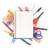 Notebook — Стоковое фото
