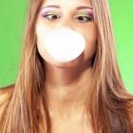 Bubble gum — Stock Photo #10757675