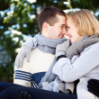 Young couple — Stock Photo #11786202