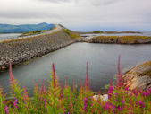 Atlantic Road — Stockfoto
