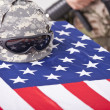 Military funeral — Stock Photo #10818434