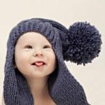 Portrait of baby boy — Stock Photo