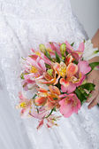 Bouquet di nozze — Foto Stock