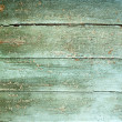 Stock Photo: Backgrounds collection - The old paint on boards