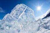 Vintern baikal — Stockfoto