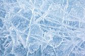 Textura de hielo — Foto de Stock