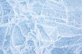 冰纹理 — 图库照片