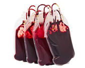 Bags of blood — Stock Photo
