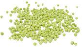 Peas isolated — Stock Photo