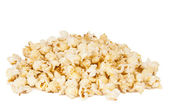 Popcorn isolated — Stock Photo