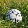 Soccer ball or football ball — Stock Photo #11462721