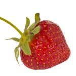 Ripe strawberries isolated — Stock Photo #12025397
